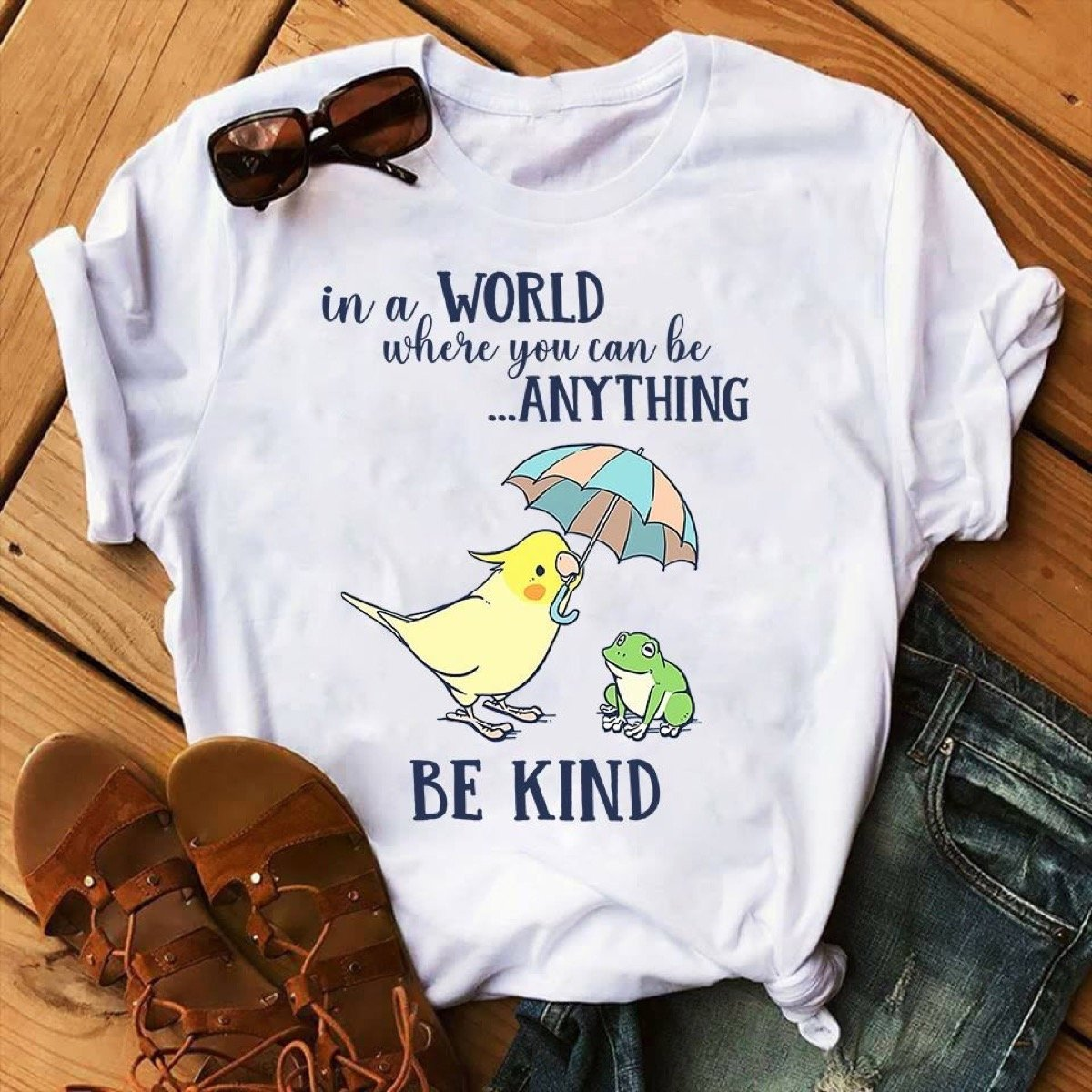 Free as a Bird T-shirt 45