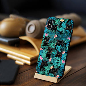 TROPICAL CATS FOR PHONE CASE
