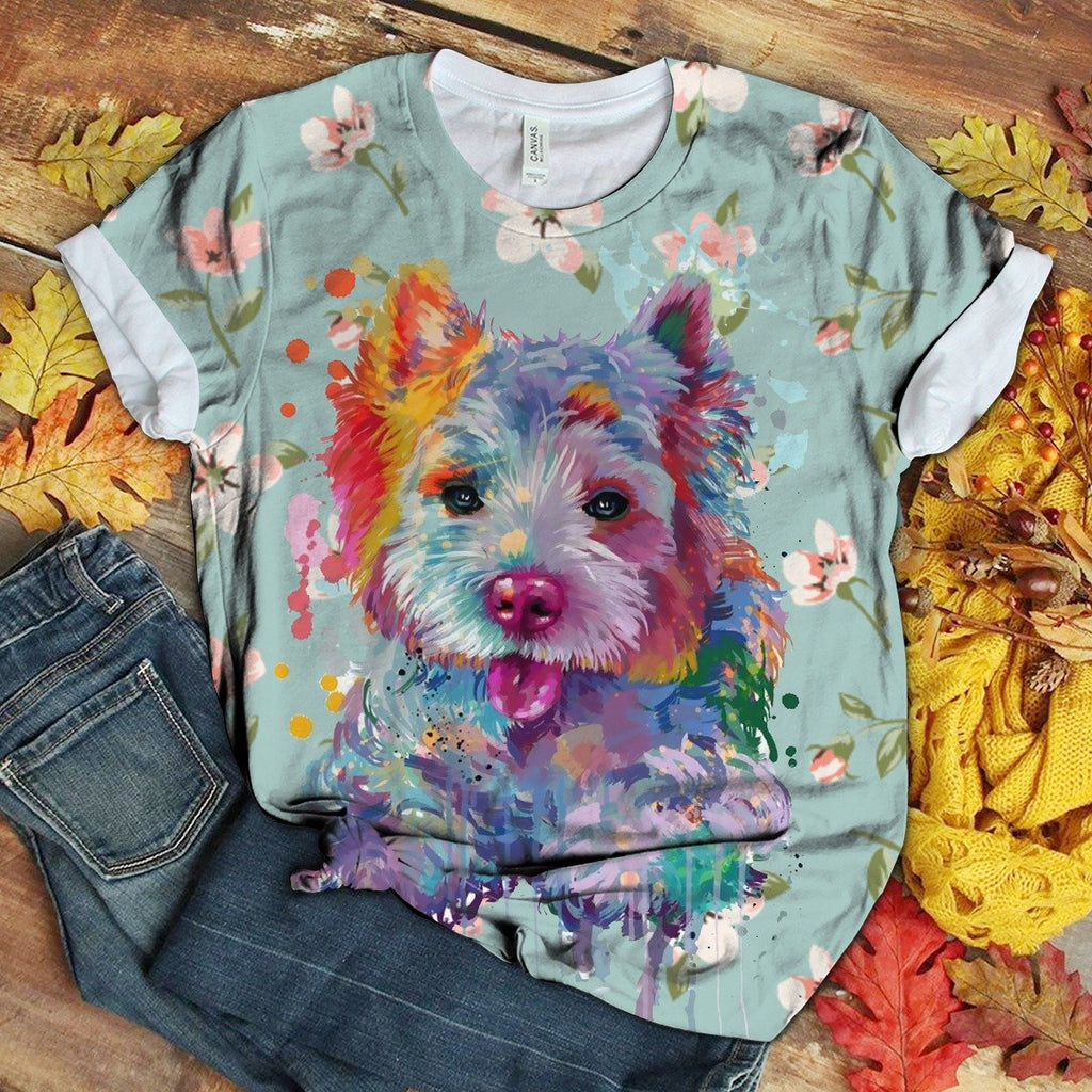 Yorkshire Terrier Lovely Cutie T-SHIRT 5