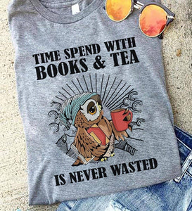 Read books to change T-Shirt 42