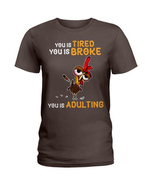 Chicken - You is Adulting