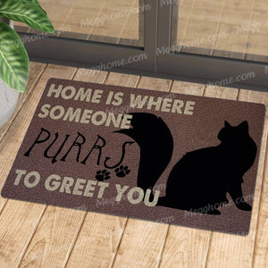 Cats Welcome Doormat 9