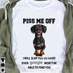 Dachshund - Piss me off