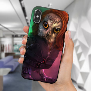 The Owlvengers phone case 3