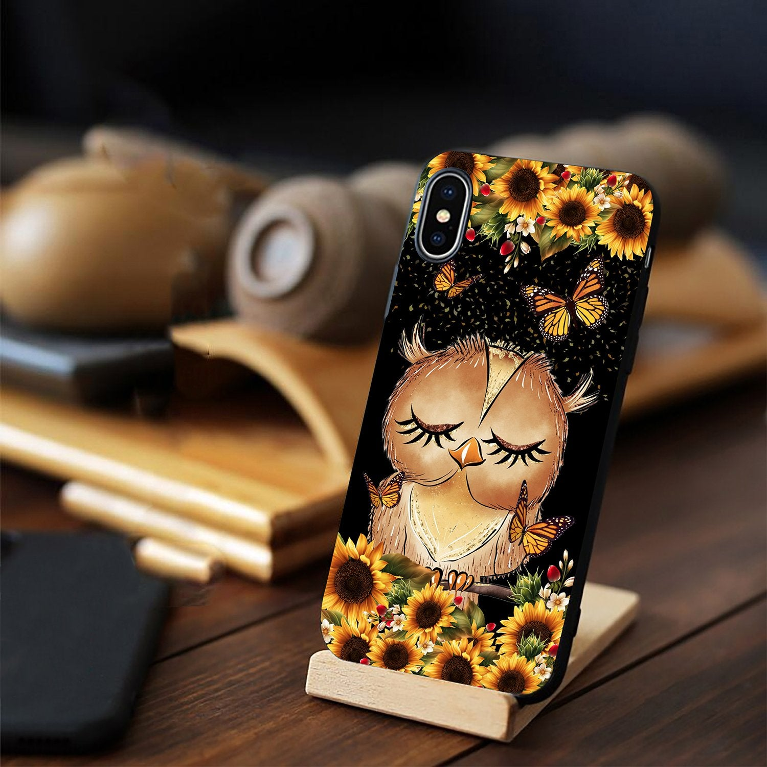 Owl Lover Phonecase 2