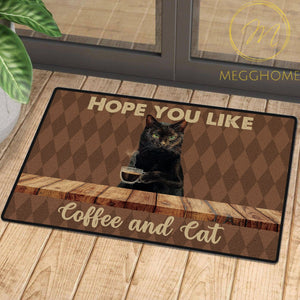 Cats Welcome Doormat 3