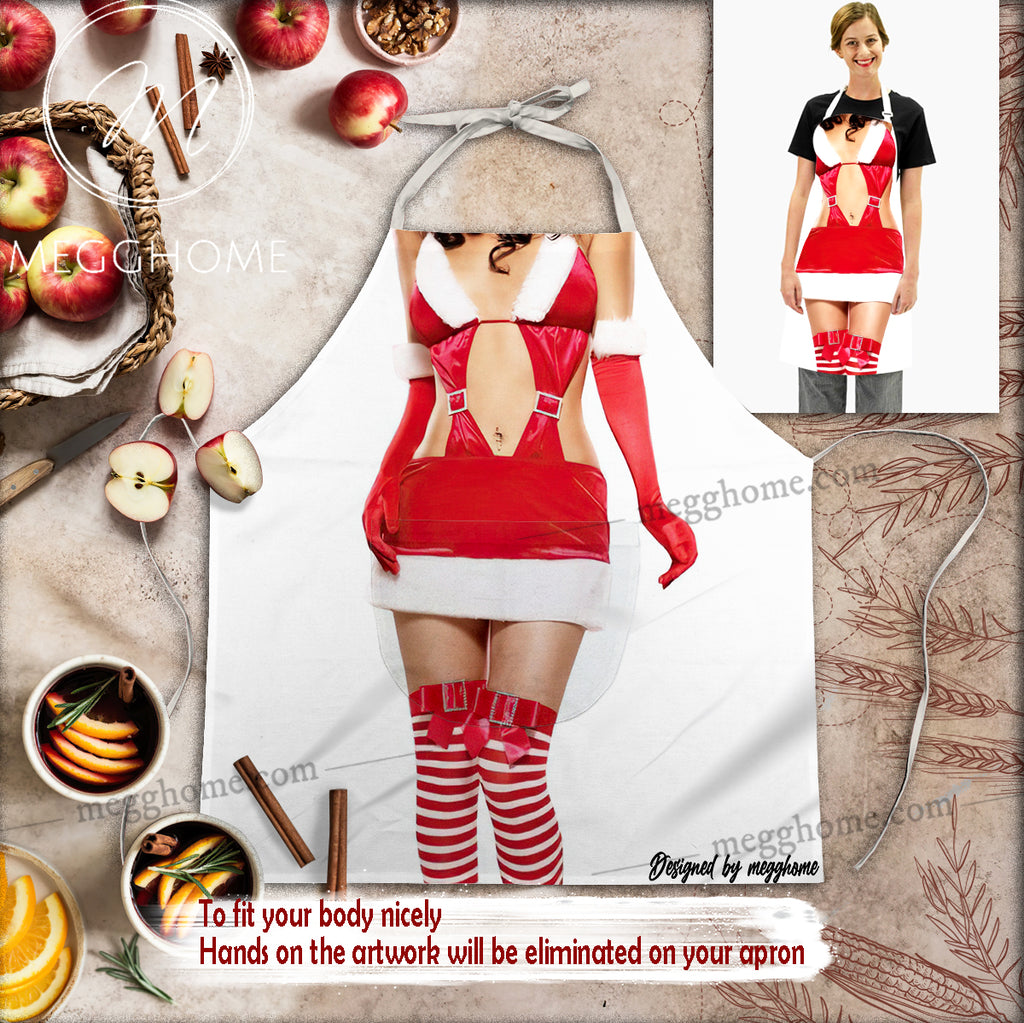 Christmas Apron MG11