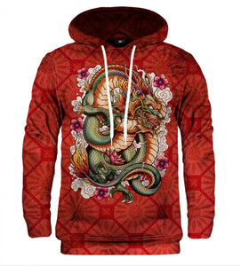 CHINESE DRAGON HOODIE MP606