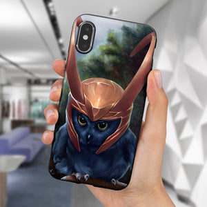 The Owlvengers phone case 4