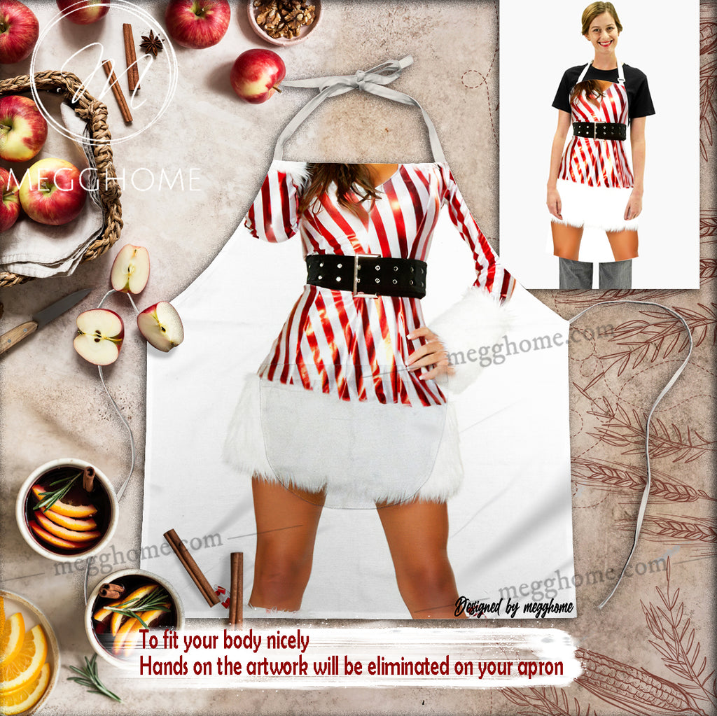 Christmas Apron MG10