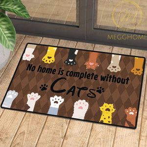 Cats Welcome Doormat 4