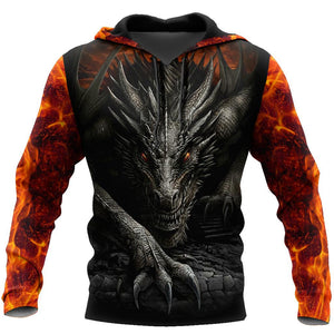 Dragon 3d hoodie shirt for men and women HG92201-HG