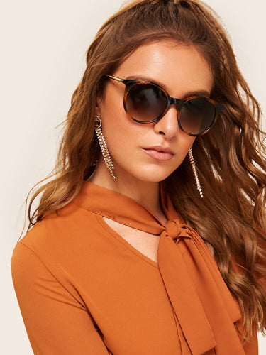Tinted Lens Sunglasses-An Eternal Summer