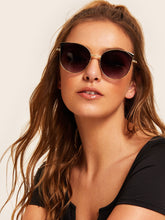Load image into Gallery viewer, Stunning Metal Frame Sunglasses-An Eternal Summer