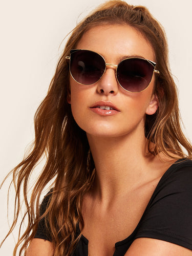 Stunning Metal Frame Sunglasses-An Eternal Summer