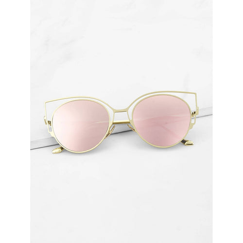 Quirky Cat Eye Sunglasses-An Eternal Summer