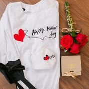 PAQUETE CAMISA HAPPY MOTHER DAY