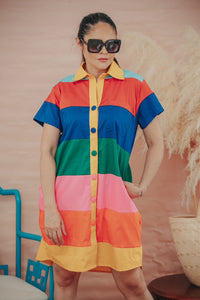 CAMISERO RAINBOW