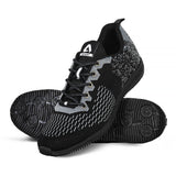 Running Shoes Under 1000 (Grey/Black)