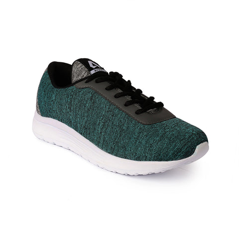 Avant Women's Nitro Running & Gym Shoes - Green/Grey