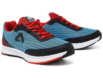 Best Sports Shoes For Running (Sky Blue/Red)