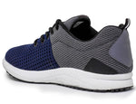Navy Blue/Dark Grey Jogging Shoes