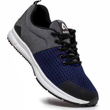 Best Jogging Shoes (Navy Blue/Dark Grey)