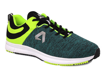 Green/Neon Green Shoes