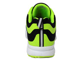 Green/Neon Green Shoe (rear view)