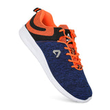 Avant Men's Impact Running and Training Shoes - Blue/Orange