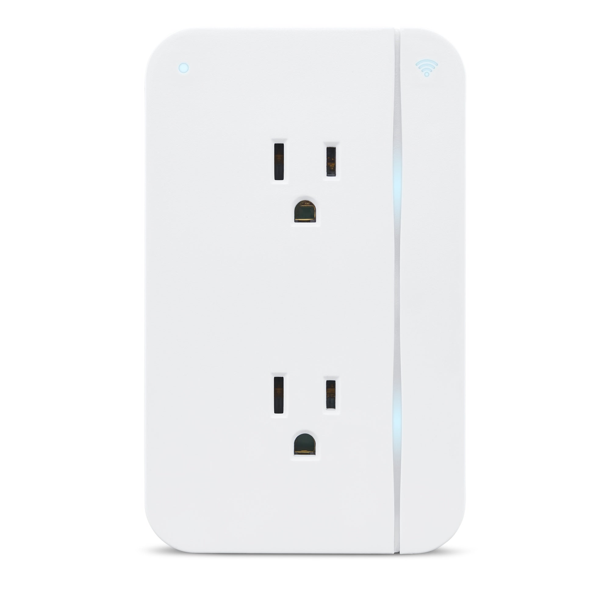 smart in-wall outlet