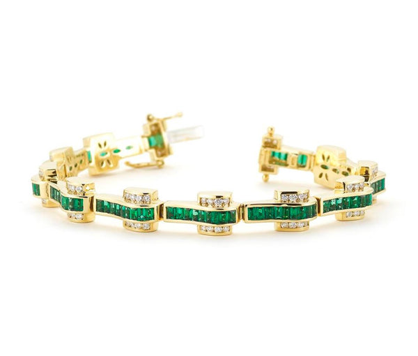Fine Jewelry Bracelets for Men/Women. 10K/14K/18k to Rings/Necklaces/Earrings/Chains