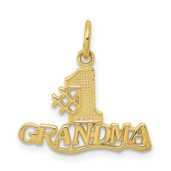 10k #1 Grandma Charm - THE LUSTRO HUT