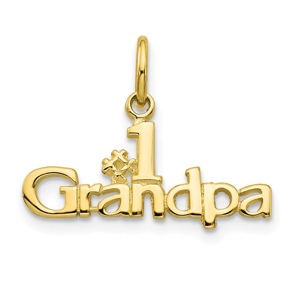 10k #1 Grandpa Charm - THE LUSTRO HUT