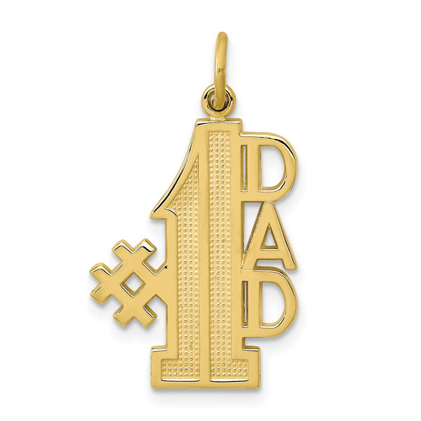 10K #1 Dad Charm - THE LUSTRO HUT