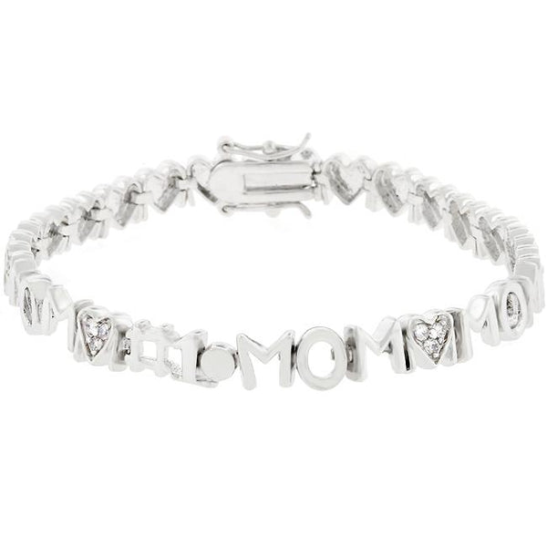 Moms Day Charm Bracelet - THE LUSTRO HUT