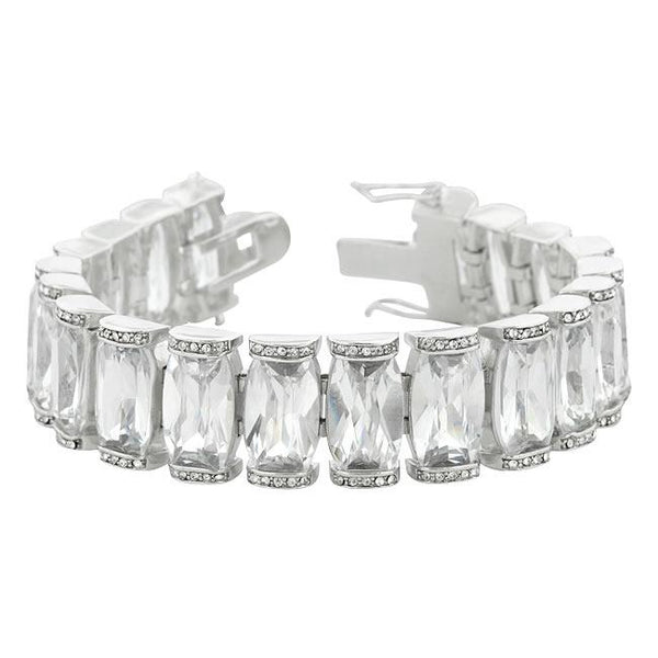Elegant Bridal Bracelet - THE LUSTRO HUT