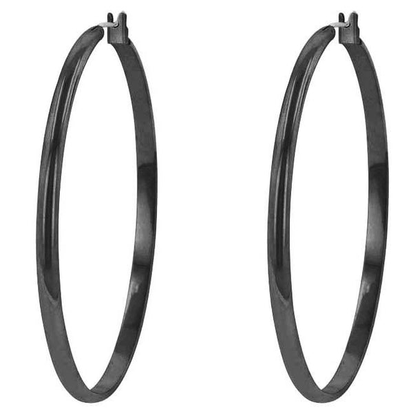 Classic Hoop (Black Tone) - THE LUSTRO HUT