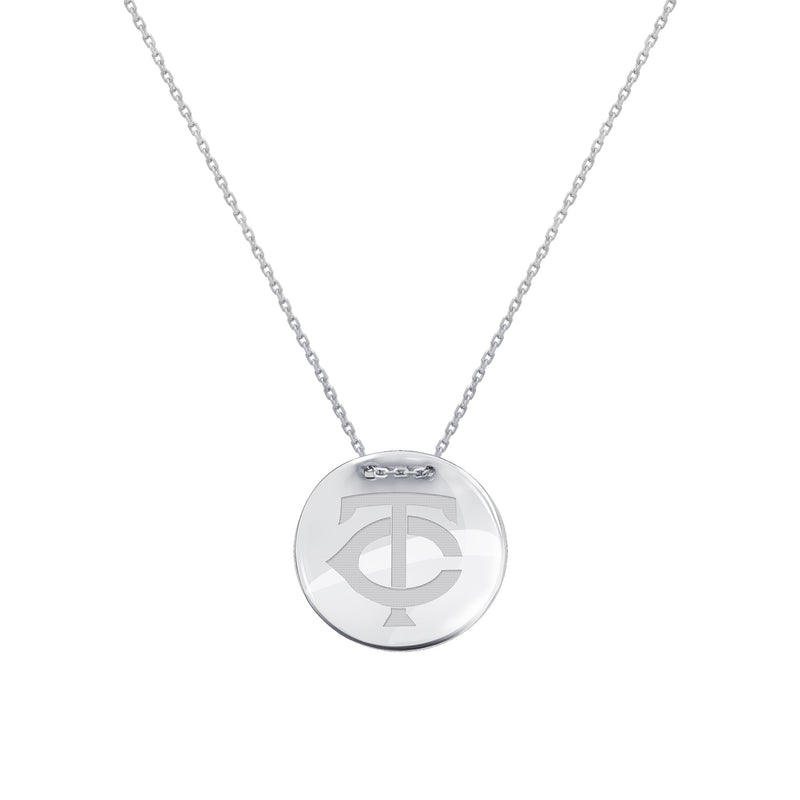 MLB MINNESOTA TWINS TAILORED NECKLACE