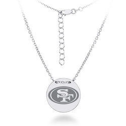 NFL SAN FRANCISCO 49ERS TAILORED NECKLAC