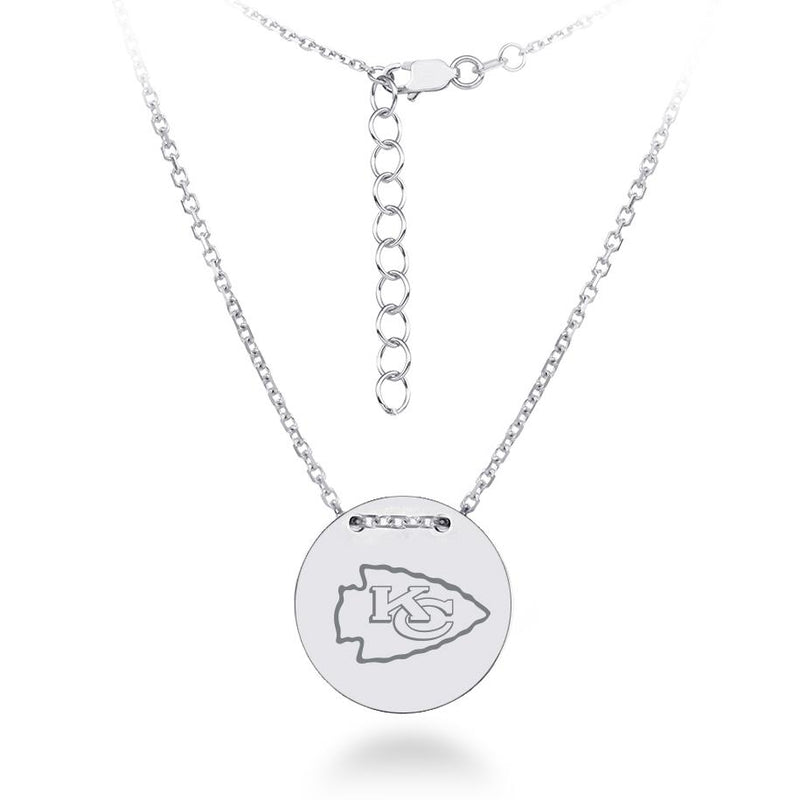 NFL KANSAS CITY CHIEFS TAILORED NECKLACE