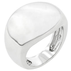 Liquid Silver Fashion Ring