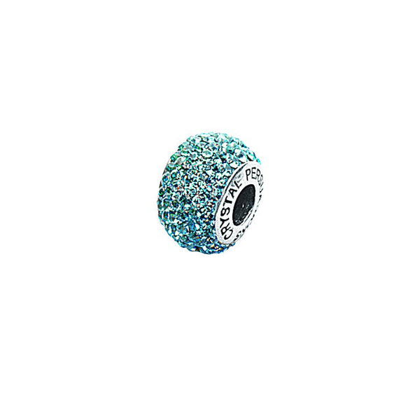 MAR BIRTHSTONE CRYSTAL BEAD