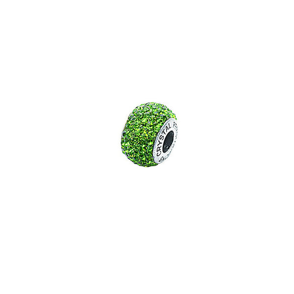 AUG BIRTHSTONE CRYSTAL BEAD