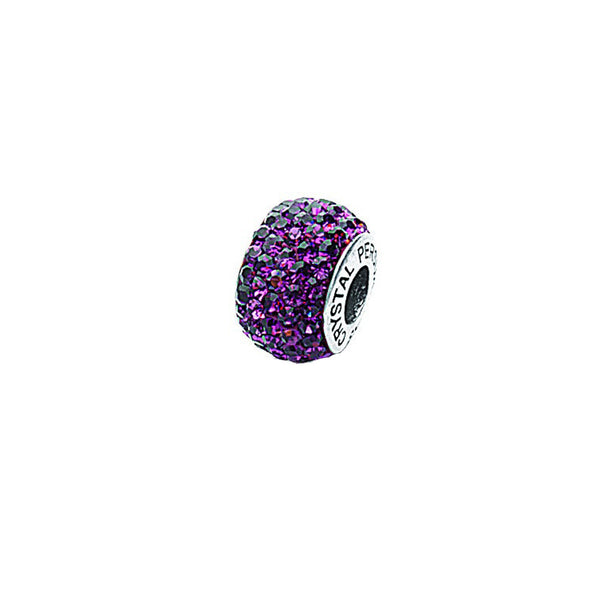 FEB BIRTHSTONE CRYSTAL BEAD