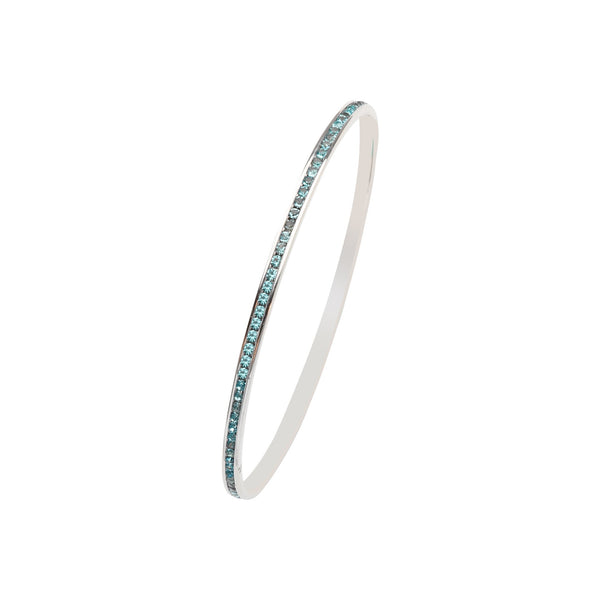 AQUA CRYSTAL BANGLE