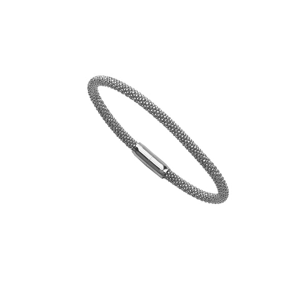 SS BEAD WG BANGLE