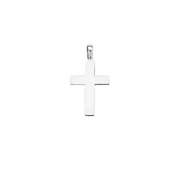 HIGH POLISH CROSS PENDANT