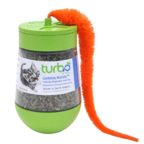 TURBO GATO CATNIP WOBBLER 1 OZ