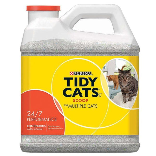 Tidy Cat 24/7 Performance Scoopable- Clínica veterinaria